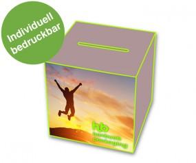 Losbox ohne Topschild, ohne Dispenser